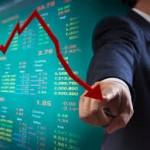Снижение индексов США