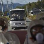 На Фукусиме работает автобус, измеряющий уровень радиации