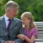 Бельгийскому королю угрожают похитить дочь