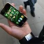 iPhone пользуется популярностью в Лондоне