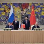 Теперь Китай самый крупный потребитель газа РФ