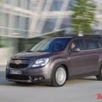 Кроссовер Chevrolet с системой вентиляции начнут продавать весной 2013 года
