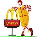 Мнение McDonald's о своей зарплате
