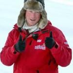 Поход принца Гарри на Южный полюс
