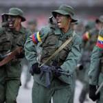 После энергоаварии армия Венесуэлы приведена в повышенную боевую готовность
