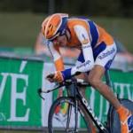 Больное сердце не помешает Роберту Гесинку участвовать в велогонках