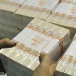 Россияне разместили в банках полтриллиона рублей