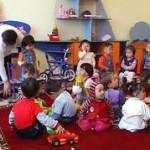 Поддержка Путиным практики соединения школьных учреждений и детских садов