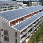 ГВС организовали за счет солнечной энергии