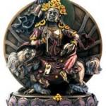 Внеземное происхождение тибетской статуи
