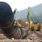 Строительство газопровода в Сербии в обход Украины