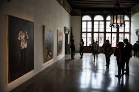 В Москве открыта 4-я биеннале молодого искусства