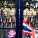 Введение особого режима безопасности в Бангкоке