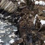 Гибель 47 человек по причине взрыва нефтепровода в Китае