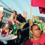 Жители Бразилии протестуют против роста цен